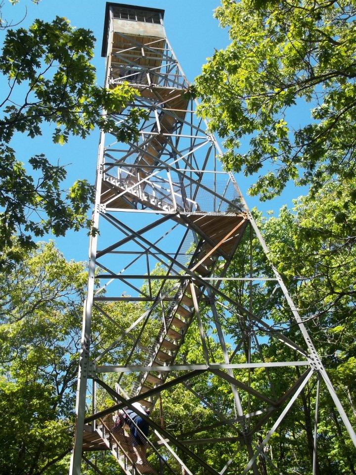 Peek-a-Boo Lookout Tower photo by Bev Rowe.jpg